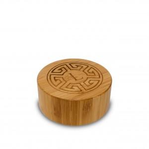Bambus Ersatz-Deckel für Luxamel Teeflaschen