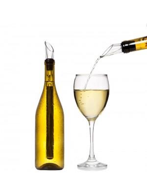 Weinkühlstab mit Ausgießer