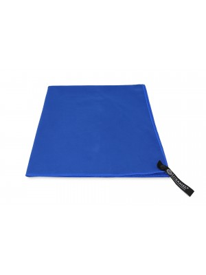 Luxamel Microfaser Handtuch (90x180, Blau)