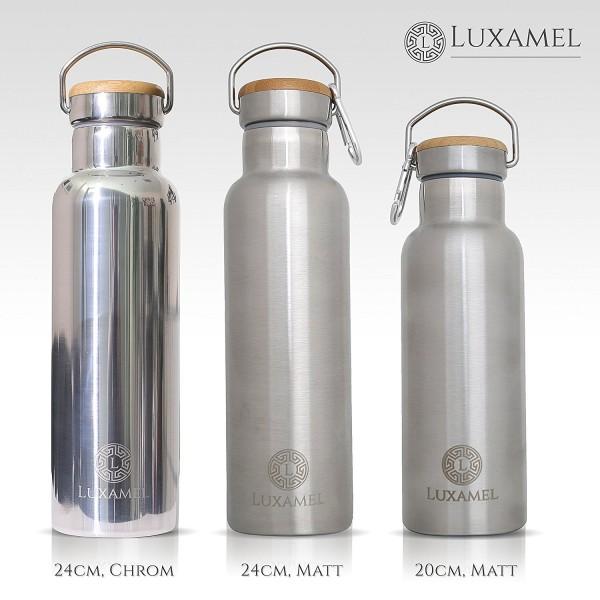 Edelstahl Trinkflaschen Modelle