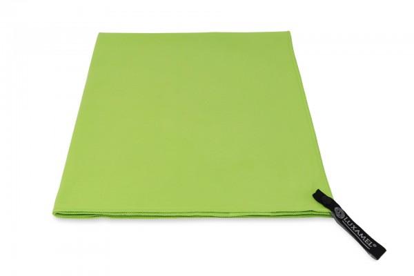 Microfaser Handtuch saugstark grün