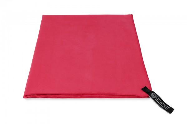 2er set microfaser handtuch magenta. Black Bedroom Furniture Sets. Home Design Ideas