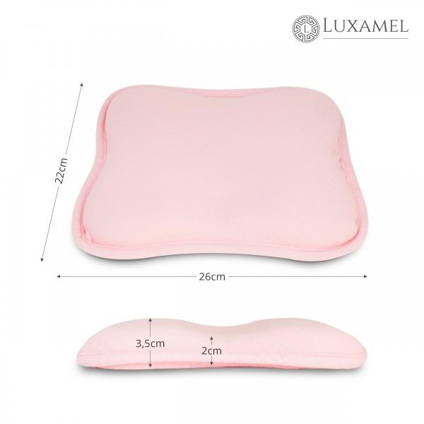 Babykissen pink Maße