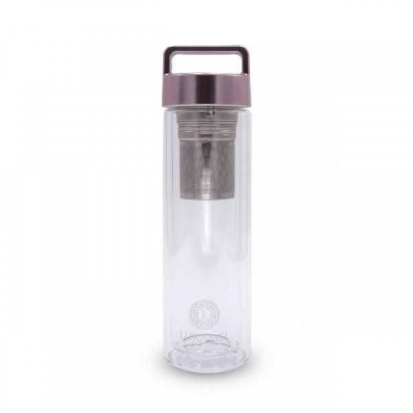 Teeflasche Rosé Neu 380ml