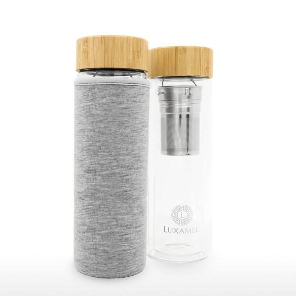 Neoprenhülle für Luxamel Teeflasche