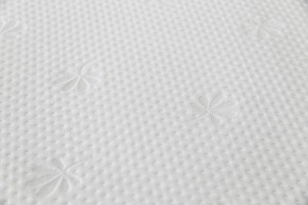 Topper Matratzenauflage 90x200 Tencel Bezug