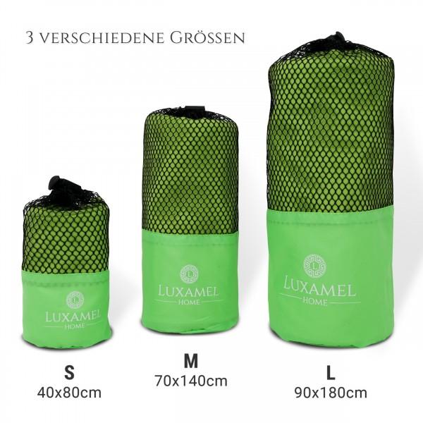 Microfaser Handtuch verschiedene Größen