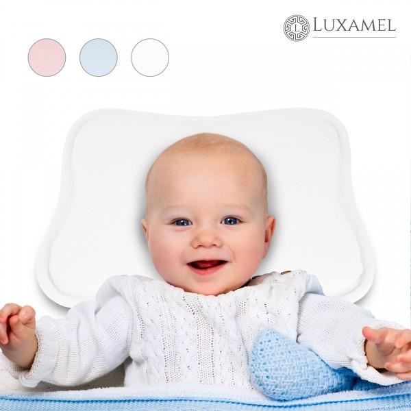 Babykissen pink von Luxamel