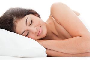Schlafposition Seitenschläfer