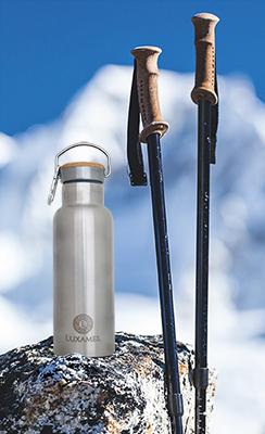 sportflasche fuer wandern und trekking-touren